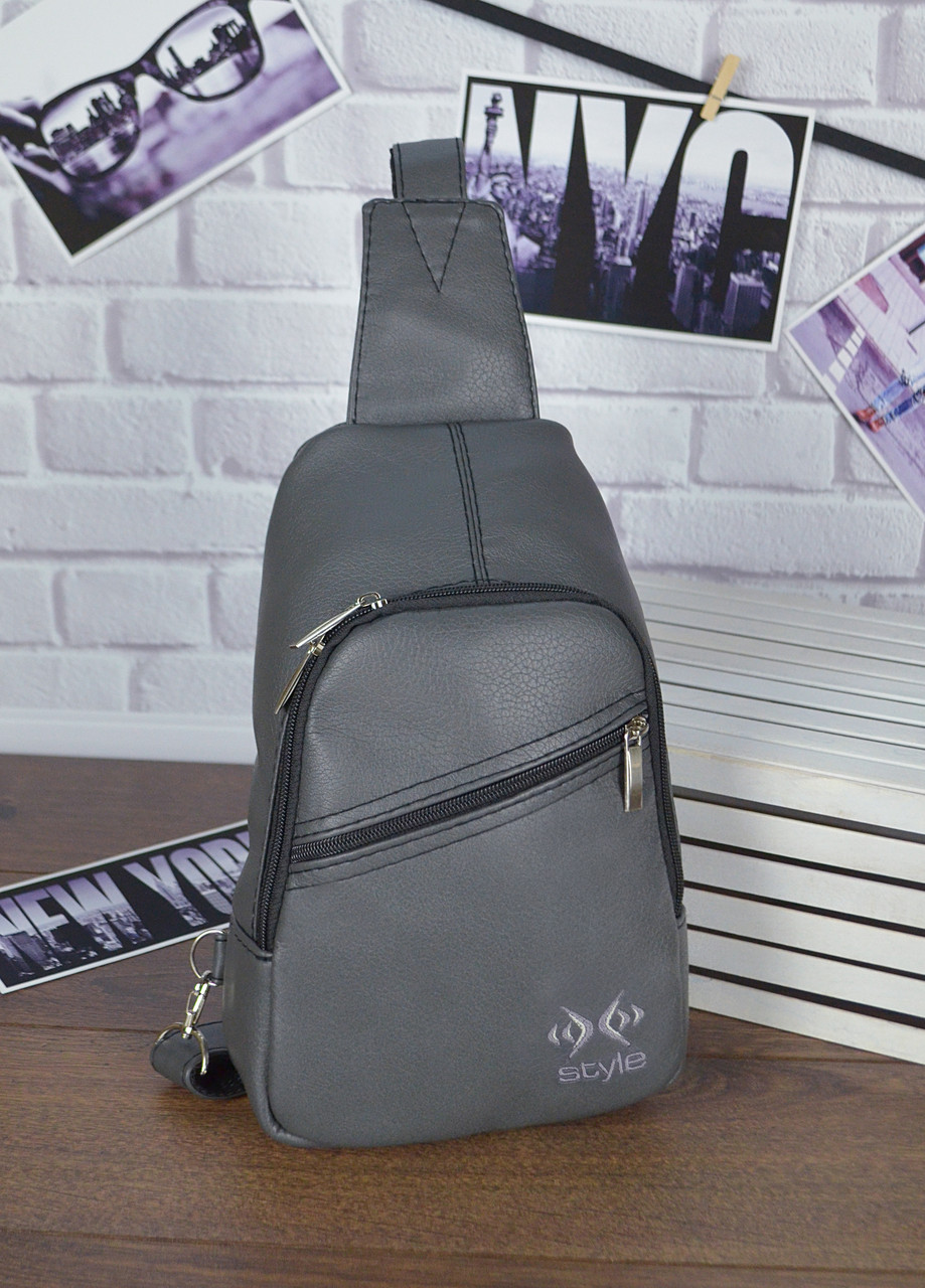 """Мужской рюкзак """"Max"""" 14 - серый"""