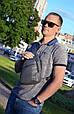 """Мужской рюкзак """"Max"""" 14 - серый, фото 2"""