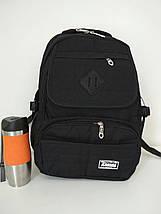 Практичный школьный рюкзак с карманами 43*30*14 см, фото 2
