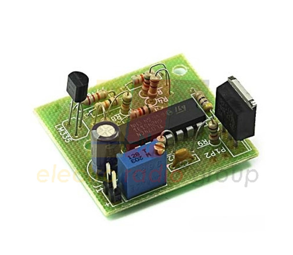 Регулятор скорости вентиляторов ПК автоматический M261 Модуль