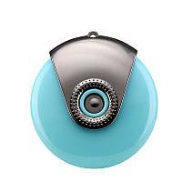 Портативный увлажнитель воздуха SUNROZ Phone Humidifier для мобильного телефона  Android Голубой (SUN1242)
