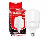 Led лампа MAGNUM BL80 30w E27 6000K высокомощная, светодиодная