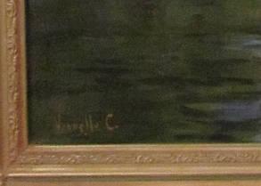 Картина Венеция, Vianello Cesare кон ХIХ века Импрессионизм, фото 3