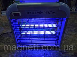 УФ-лампа от комаров и насекомых BK-L12 (26x24см) 12ВТ