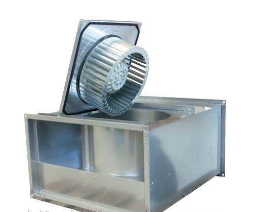 Канальный вентилятор для прямоугольных каналов Systemair KT 50-30-4 Rectangular fan
