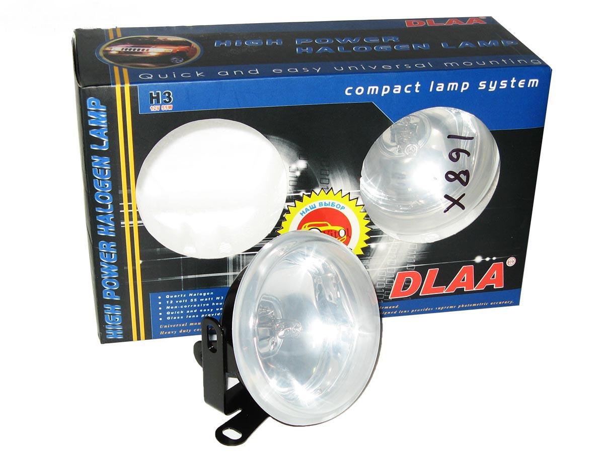 Фары доп. DLAA  168 ХW/H3-12V-55W/D=90mm