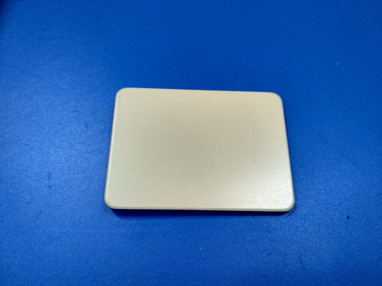 Панель композитная 3мм БЕЛЫЙ COMMERCIAL(0,18*0,18), фото 1