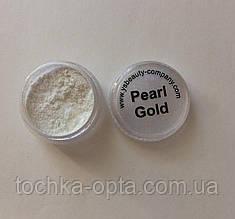 Жемчужная втирка Le Vole Pearl Gold золото