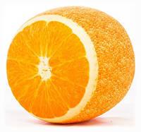Мягкий надувной пуфик Fruit Pouf FP-01-01, фото 1