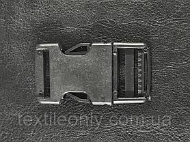 Карабин фаст цвет черный 25 мм, фото 3