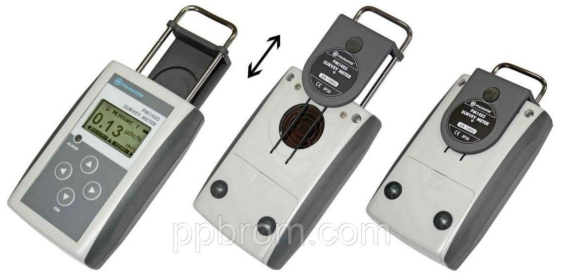 Дозиметр-радіометр МКС-РМ1405