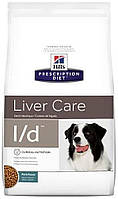 Лечебный корм для собак Хиллс (Hill's Prescription Diet Hill's Canine) L/D, печень, 2 кг