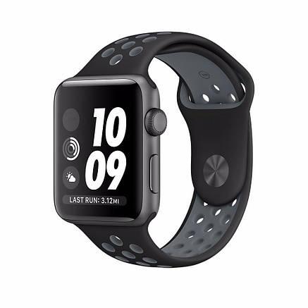Ремешок ArmorStandart Sports для Apple Watch 38 мм Grey (40234), фото 2