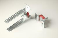 Vibrofix звукоизолирующие крепления для подвесных потолков