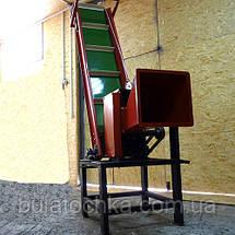 Измельчитель веток с конвейерной лентой, фото 2