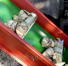 Измельчитель веток с конвейерной лентой, фото 3