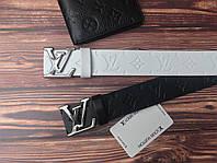 """Женские стильные кожаные ремни """"Louis Vuitton"""" (2 цвета), фото 1"""