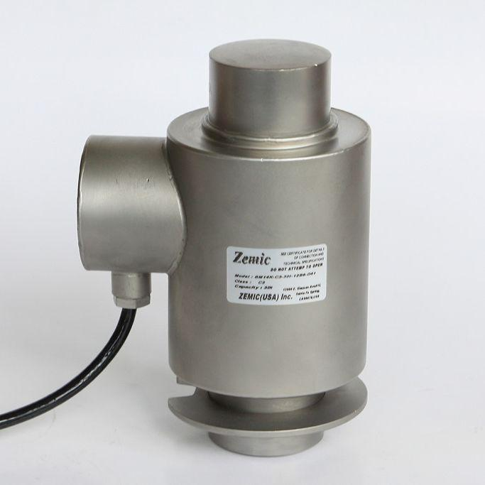 Цифровой тензометрический датчик колонного типа DBM14K-C3-20B6 на 60 тонн ZEMIC