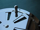 Нержавіюча вентиляційна решітка з заслінкою., фото 5