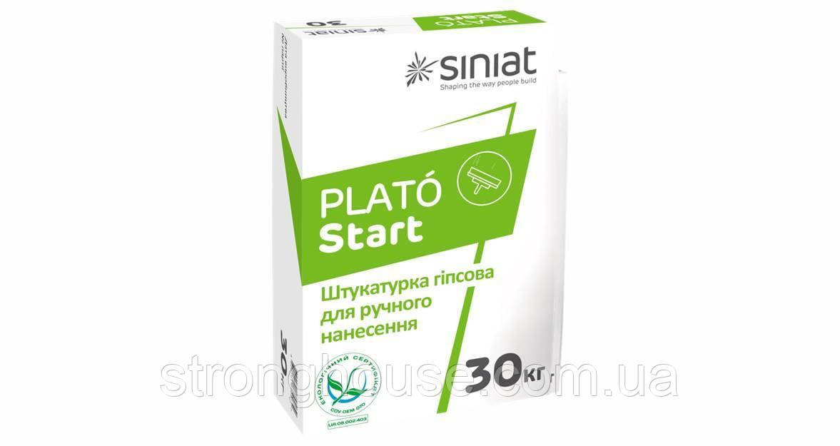 Штукатурка SINIAT PLATO Start 30 кг