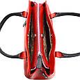 Женская кожаная сумка с ручками Desisan, фото 5