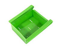 Подвесной органайзер на полку для холодильника шкафа N01249 Green