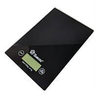 Ваги кухонні електронні до 7кг Domotec MS-912 Black, фото 1