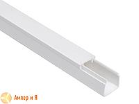 IEK Короб пластиковый, кабель-канал «ЭЛЕКОР» 15х10 мм, 2м (CKK10-015-010-1-K01)