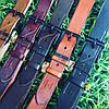 """Стильные кожаные ремни бренда """"Tommy Hilfiger"""" (расцветки)"""