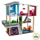 Ляльковий будиночок KidKraft MODERN LIVING DOLLHOUSE, фото 3