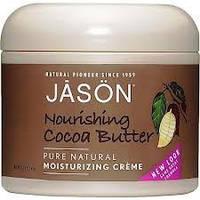 Крем для лица питательный с маслом какао, Jason, 120 грамм