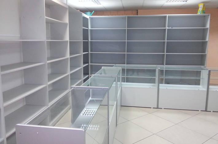 Торгова меблі для аптеки, фото 2