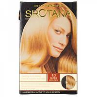 Краска для волос Srotana 8.3 golden, фото 1