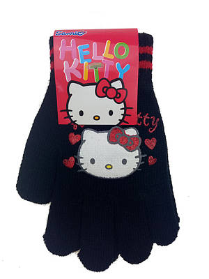 Перчатки для девочек KITTY
