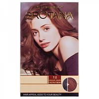 Краска для волос Srotana 7.0 chestnut brown, фото 1