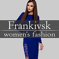 Елегантне плаття з довгим рукавом - безпрограшний спосіб для будь-якого випадку. Frankivsk women's fashion