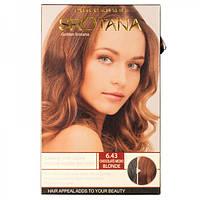 Краска для волос Srotana 6.43 blonde, фото 1