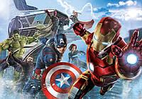 Фотообои бумажные на стену 368х254 см : Мстители, Железный человек (3363.20496), фото 1