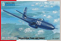 "FH-1 Phantom ""Demonstration Teams and Trainers"" 1/72 Special Hobby 72297"