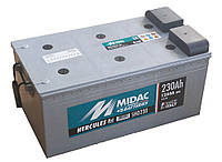 Аккумулятор 6СТ-230A MIDAC HERCULES, 12V, 230Ah (+/-) евро мидак геркулес, 12В, 230Ач, EN1250A