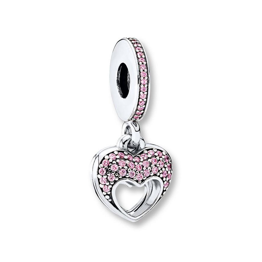Шарм Pandora Mother's Love Sterling Silver