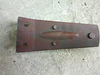 Держатель ножа косилки роторной рабочим захватом 1,65 м , 1,85 м. Тип №1., фото 1