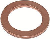 Кольцо уплотнительное медное DIN 7603 h2