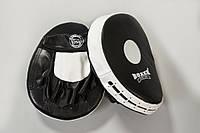 Лапы для бокса гнутые (кожа)