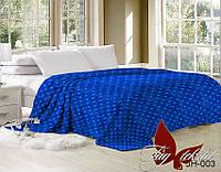Плед на кровать велсофт JH003