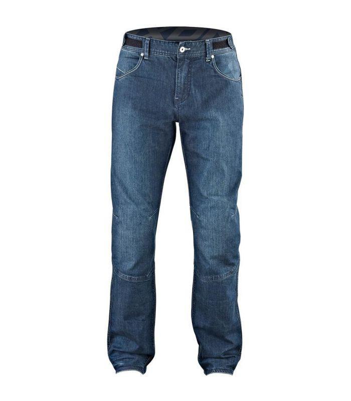 Джинсовые брюки Ixon TEXAS navy р. 05-M (с кевларовыми вставками)