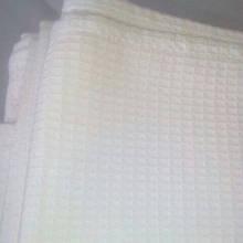 Рушник 35*45 біле вафельний ( пл. 200 ), 100 % бавовна.Україна