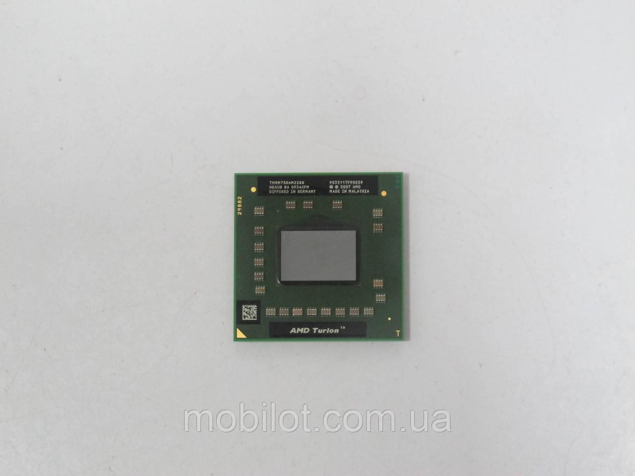 Процессор AMD Turion 64 X2 RM-75 (NZ-6869)
