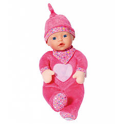 Интерактивная кукла колыбельная с огоньками Baby Born First Love 824061