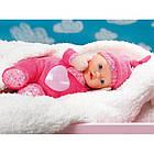 Интерактивная кукла колыбельная с огоньками Baby Born First Love 824061, фото 2